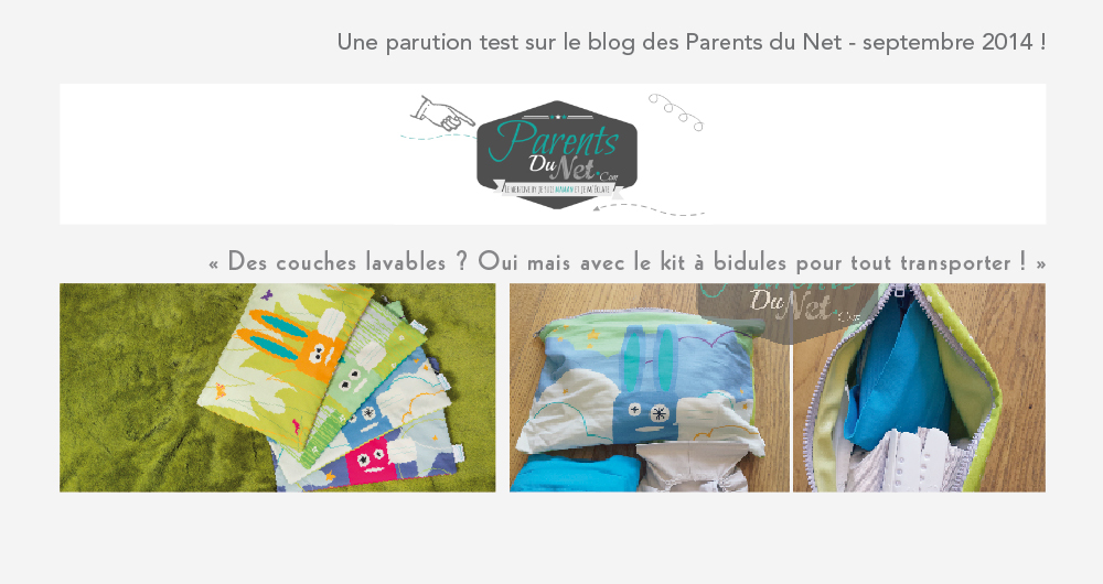 Blog Parents de net et le kit à bidules !